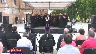 """Concert al Grupului psaltic """"Tronos"""" la Palatul Mogoșoaia"""