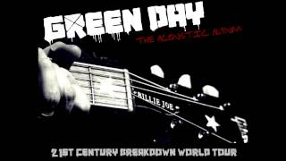 03 Green Day - Christie Road [Live Acoustic]