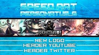 | Speed Art |  Personatus_G