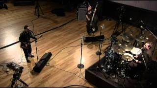 Three Bad Jacks - Long Black Train (Live)