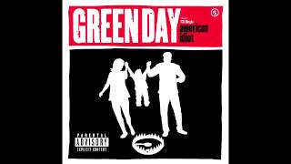 Green Day - Too Much, Too Soon - [HQ]