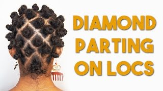 Why I Chose Diamond Parts for My Locs
