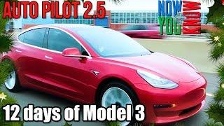 Autopilot 2.5! - 12 days of Model 3!