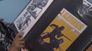 See Black Panther Originals at This Harlem Comics Exhibit | NBC New York