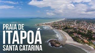 Praia de Itapoá - Santa Catarina