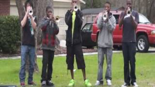 Westover High School Trumpets - Royalty