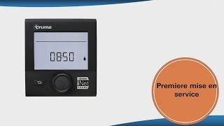 Truma CP plus - iNet ready,   Chapitre 1, Premiere mise en service