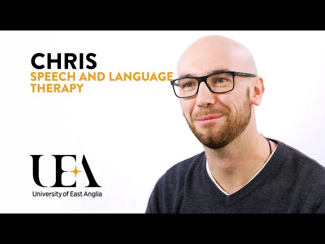 Speech and Language Therapy: Chris's story - video