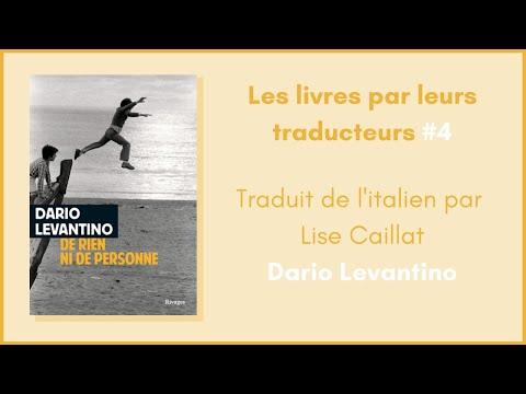Vidéo de Dario Levantino