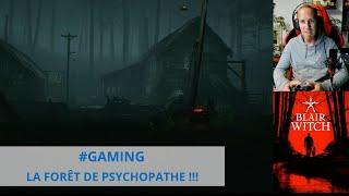 Vidéo-Test : [GAMING] BLAIR WITCH - Le test d'un super jeu d'horreur dans la forêt sur Xbox One X !