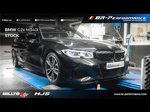 BMW G2x M340i / Stock ECU with OPF delete & Racecat / Shocking Results!