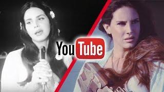 Most Viewed Lana Del Rey Videos