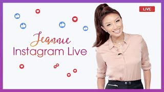 BRAND NEW: Jeannie Answers Your Questions LIVE on Instagram!
