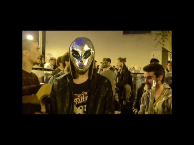 Vídeo de Alien-Dude