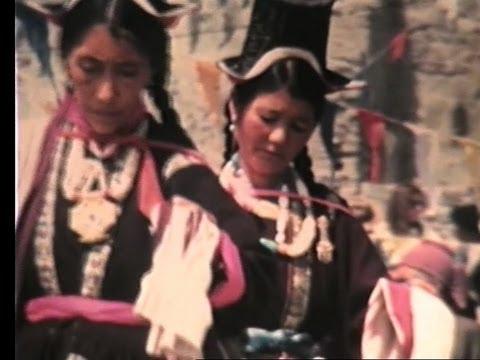 HISTORY of  LEH  LADAKH INDIA 1989 wedding festival at STOK royale palace
