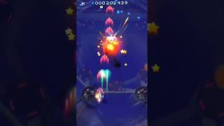 Sky force reloaded stage 12 STUPID BOSS   most EASY