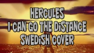 Hercules - I Can Go The Distance (Swedish Cover)