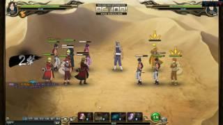 Naruto Facebook Game(naruto-gmei) lvl100 PvP