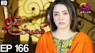 Kambakht Tanno - Episode 166 | A Plus ᴴᴰ Drama | Shabbir Jaan, Tanvir Jamal, Sadaf Ashaan width=