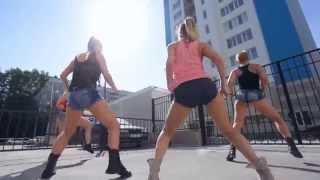 Frankie Boy Ft. Polakan(Prod. by Dj Dicky& Dj Kelvin) - Reggaeton - choreography by Inga Fominykh