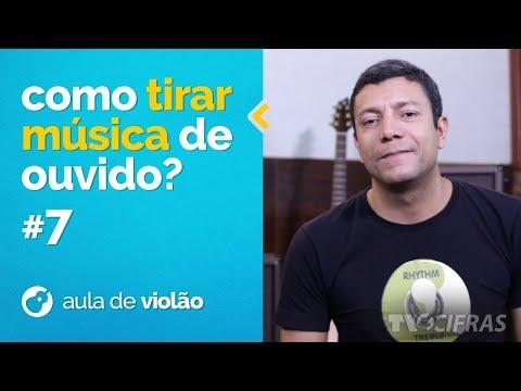 COMO TIRAR MÚSICA DE OUVIDO - ACORDE MEIO DIMINUTO