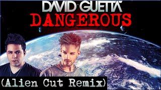 David Guetta - Dangerous (Alien Cut Remix) (VJ NO◄BARS Video Edit)
