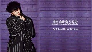 [LYRICS] VIXX Ravi (라비) Feat. ESBEE - 뇌비우스의 띠 (HAN | ROM | ENG)