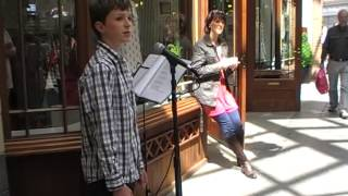 Cameron Kirk ~ I dreamed a dream from Les Miserables
