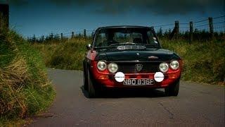 A collection of Lancias | Top Gear