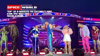 Spice Girls - Stop (Live in Manchester Spice World Tour 2019)