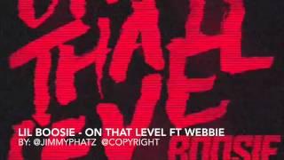 Lil Boosie - On That Level Feat. Webbie