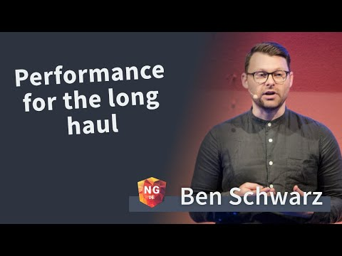 Performance for the long haul