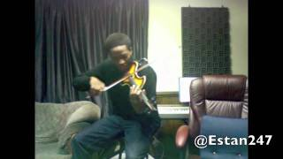 Beethoven - Moonlight Sonata (Violin by Eric Stanley)