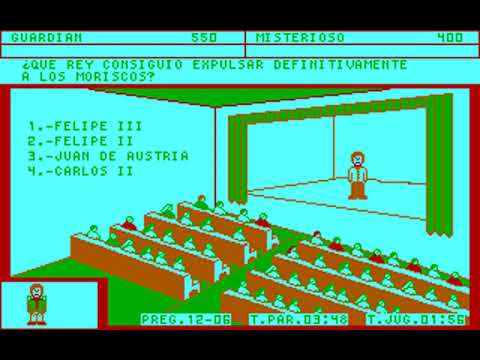 Mastertrivial - I (T.M.S.) (MS-DOS) [1988] [PC Longplay]