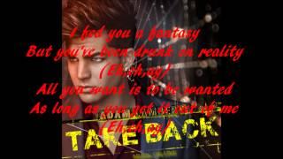 Adam Lambert - Take Back (Lyrics)