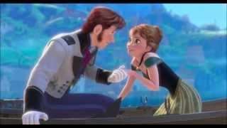 Frozen Uma aventura Congelante-Vejo Uma Porta Abrir