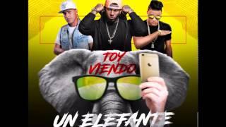 Crazy Design ft El Mega & Quimico Ultra Mega - Toy Viendo Un Elefante (Prod Dj Patio)