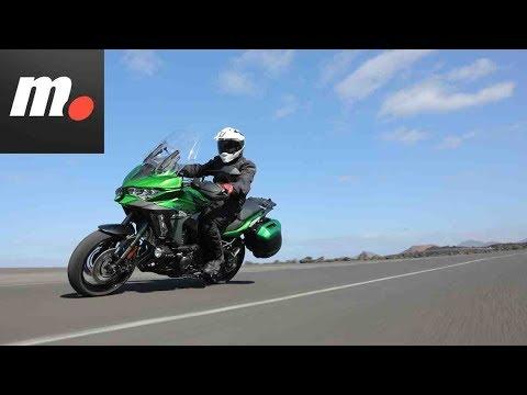 Kawasaki Versys 1000 SE | Presentación / Test / Review en español