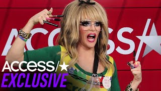 'RuPaul's Drag Race's' Willam Does A Sickening Tutorial With New Makeup Line Coverboy