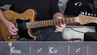 Mike Stern - Guitar Masterclass 1