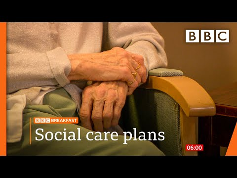 Social care funding: Talks taking place ahead of major announcement @BBC News live 🔴 BBC