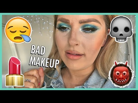 fiance reacts to my terrible makeup ? Vlog 629