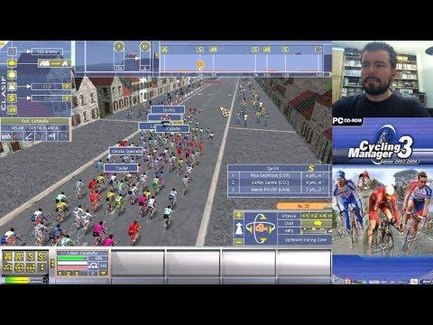 CYCLING MANAGER 3 (PC) - Ciclismo clásico    Gameplay en Español