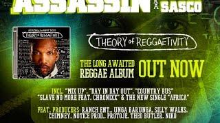 05. LC (Intro) - Assassin aka Agent Sasco  [Theory of Reggaetivity Album 2016]
