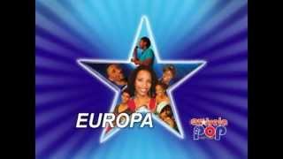 Estrela Pop Cabo Verde - Tour Europa 2012.