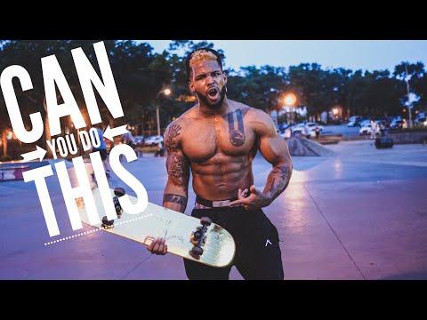 Athlete Vs Skateboarding | Terron Beckham Ep.1