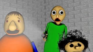 Funny moments in Baldi's Basics Animation    Experiments with Baldi Episode 10