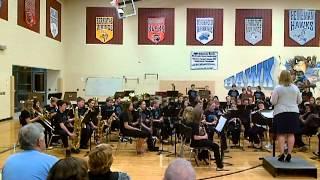Quadritium - 7th grade spring concert