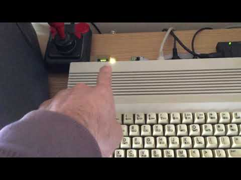 UPDATE: Downloading Windows 10 on my Commodore 64...