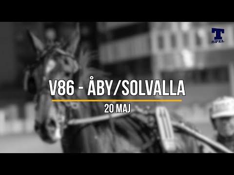 Tips V86 Solvalla Åby - 20 maj 2020